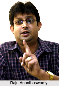 Raju Ananthaswamy, Indian Musician