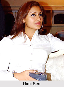 Rimi Sen, Bollywood Actress