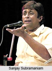 Sanjay Subramaniam, Indian Musician