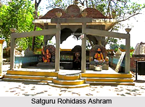 Satguru Rohidass Ashram, Junagadh District, Gujarat