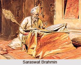 Society and Religion of the Saraswat Brahmin
