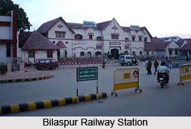 South East Central Railway, Bilaspur