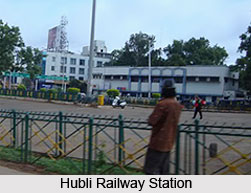 South Western Railway, Hubli