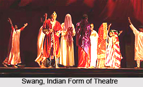 Swang, Indian Form of Theatre