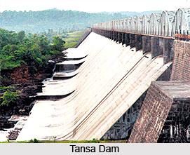 Tansa Dam, Maharashtra