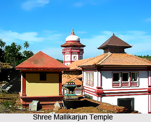 Temples of South Goa District