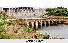 Yeldari Dam, Maharashtra