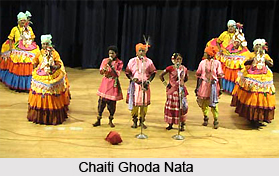 Chaiti Ghoda Nata, Indian Dance Form