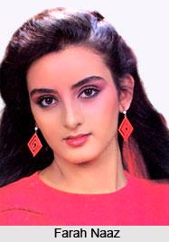 Farah Naaz, Bollywood Actress