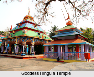 Goddess Hingula Temple, Angul District, Odisha