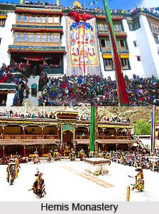 Hemis Monastery, Leh, Jammu & Kashmir