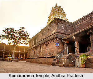 Temple of Kumararama, Andhra Pradesh