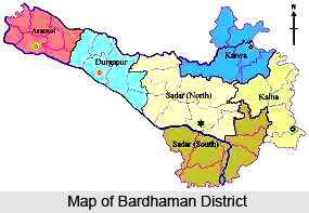 Geography of Bardhaman District