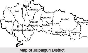Tourism of Jalpaiguri District