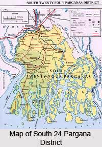 South 24 Pargana District, West Bengal