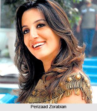 Perizaad Zorabian, Bollywood Actress