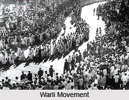 Indian Women in Warli Movement