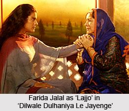 Farida Jalal, Bollywood Actress
