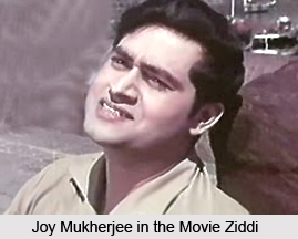 Joy Mukherjee, Bollywood Actor