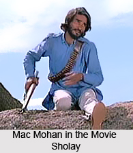 Makijany Mohan, Bollywood Actor
