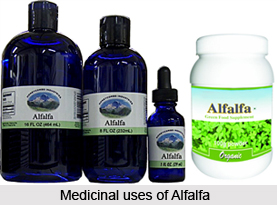 Uses of Alfalfa