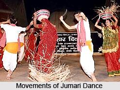 Jumari Dance, Bihar