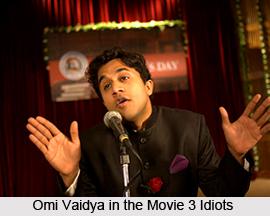 Omi Vaidya, Bollywood Actor