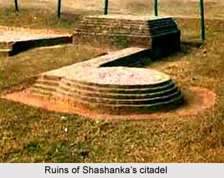 Shashanka, King of Gauda