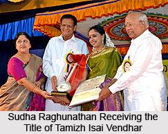 Sudha Raghunathan, Indian Classical Vocalist