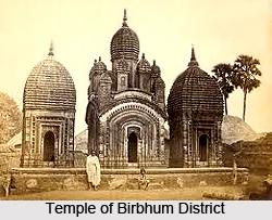 Tourism in Birbhum District