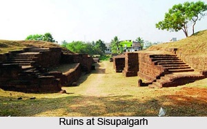 Archaeological sites in Odisha