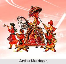 Arsha Marriage