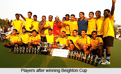 Beighton Cup, Indian Hockey Tournaments
