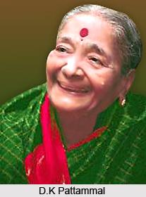 D.K Pattammal, Indian Classical Vocalist