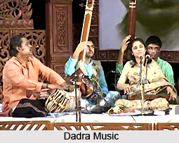 Dadra, Indian Music