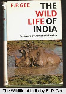 Edward Pritchard Gee, Indian Naturalist