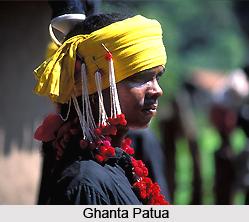 Ghanta Patua, Orissa