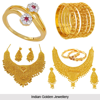 Gold Jewellery in India