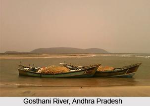Gosthani River, Andhra Pradesh