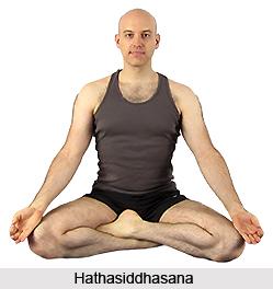 Hathasiddhasana, Meditative Asana
