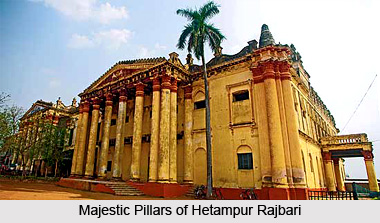 Hetampur Rajbari, Birbhum District, West Bengal