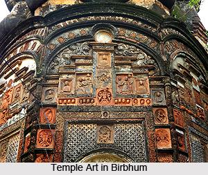 History of Birbhum District