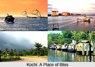 Histroy of Kochi , Ancient Trading City
