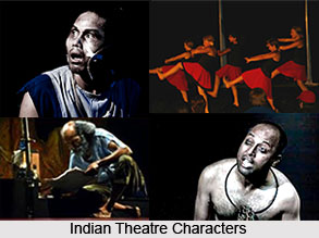 Indian Theatre Characters