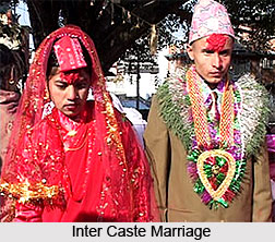 Inter Caste Marriages, Indian Wedding