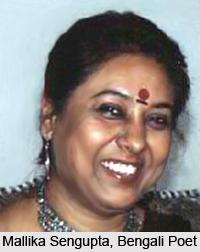 Mallika Sengupta, Bengali Poet