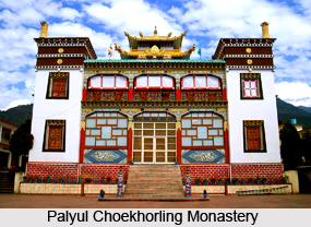 Palyul Choekhorling Monastery, Kangra, Himachal Pradesh