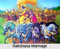Rakshasa marriage