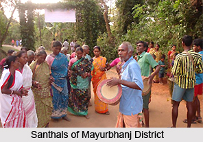 Tribes of Mayurbhanj District, Odisha