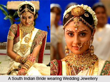 Wedding Jewellery in South India